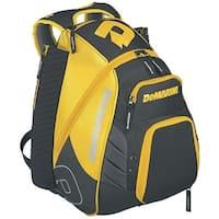 DeMarini Voodoo Rebirth Backpack (Yellow)