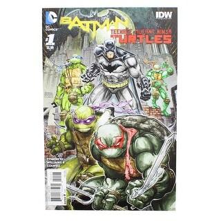 Batman/Teenage Mutant Ninja Turtles Adventures #6 Comic Book - multi