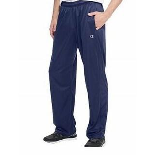 Champion NEW Navy Blue Mens 2XL Powertrain Vapor-Knit Athletic Pants