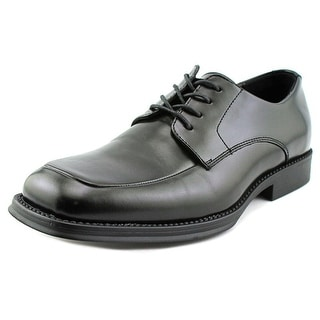 Kenneth Cole Reaction Sim-plcity Men  Round Toe Synthetic Black Oxford