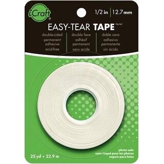 """Icraft Easy-Tear Tape-.5""""X25yd"""