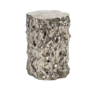 IMAX Home 87882 Daniel Silver Tree Stool