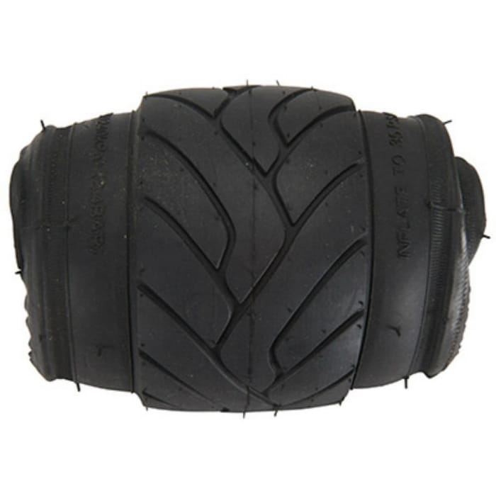 Butyl Rubber Inner Tire Tube for Bike Bicycle Black Replacing Tyre 24 x 1.3//8