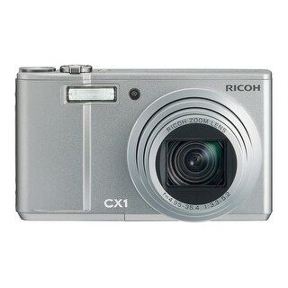 Caplio CX1 (Silver) 9.2MP Digital Camera