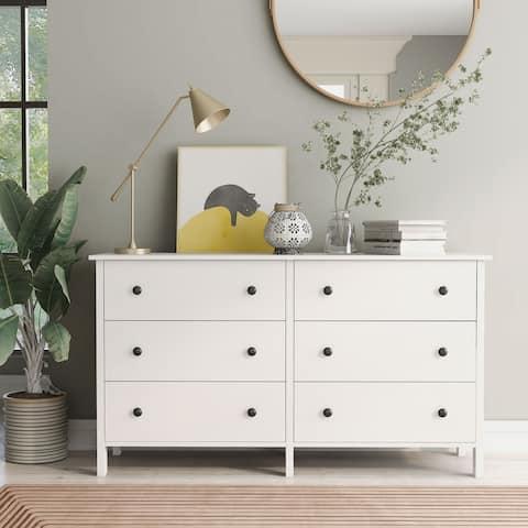 Furniture of America Novi Transitional Dresser