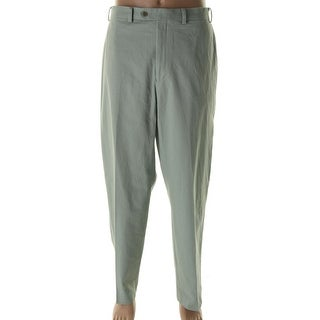 MICHAEL Michael Kors Mens Twill Flat Front Chino Pants