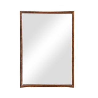 """DecoLav 9790 22"""" Mirror with Integrated Display Shelf"""