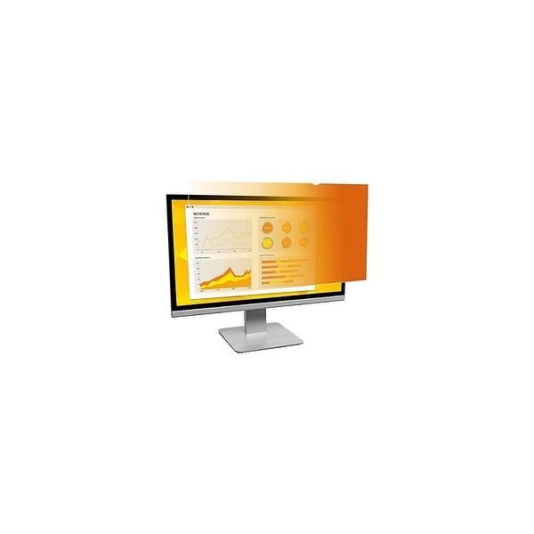 3M Frameless Gold LCD Privacy Filter Gold Frameless Privacy Filter