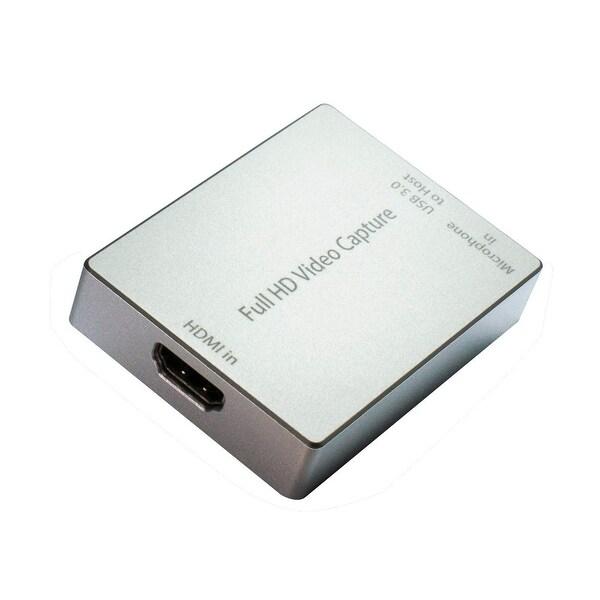 Monoprice HornetTek HDMI Video Capture Device / Video Game Recorder Converter USB 3.0 1080P 60FPS