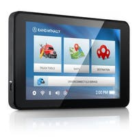 Rand McNally TND 740 7-inch GPS Vehicle Navigation System w/ Free Lifetime Map Updates