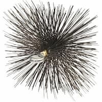 "Meeco Mfg. Co. Inc. 8""Sq Wire Chimney Brush 30808 Unit: EACH"