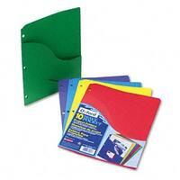 Esselte Pendaflex  Slash Pocket Project Folders  Jacket  Ltr
