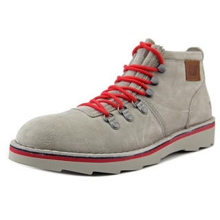 Caterpillar Alaric Men Round Toe Suede Boot