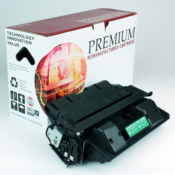 Re Premium Brand replacement for HP 61X C8061X High Yield MICR Toner