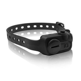 iQ Pet No Bark Collar Black - iQ No Bark Collar - Black