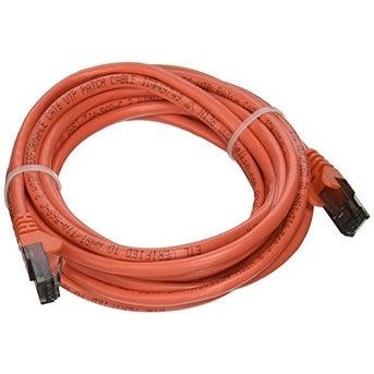 Belkin Components - Cat6 Snagless Patch Cable Rj45m/Rj45m; 14 Orange