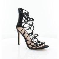 295ed4794a Shop TOMS Classic Sienna Women's Sandals Black Denim - 9.5 - Free ...