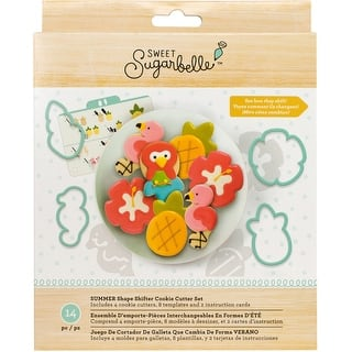 Sweet Sugarbelle Cookie Cutter Set 14/Pkg-Summer https://ak1.ostkcdn.com/images/products/is/images/direct/dd86fb661d0c7e313d259092cf531e9978abf313/Sweet-Sugarbelle-Cookie-Cutter-Set-14-Pkg-Summer.jpg?impolicy=medium