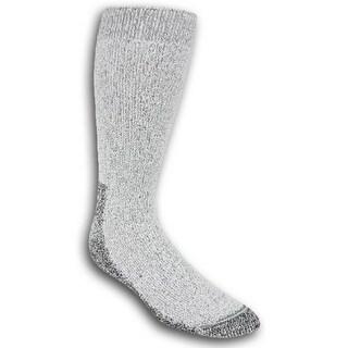WigWam Wolf Hiking Socks, X-Large, Salt and Pepper