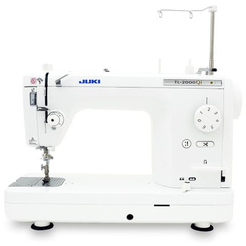 Juki TL2000QI High Speed Sewing and Quilting Machine - White