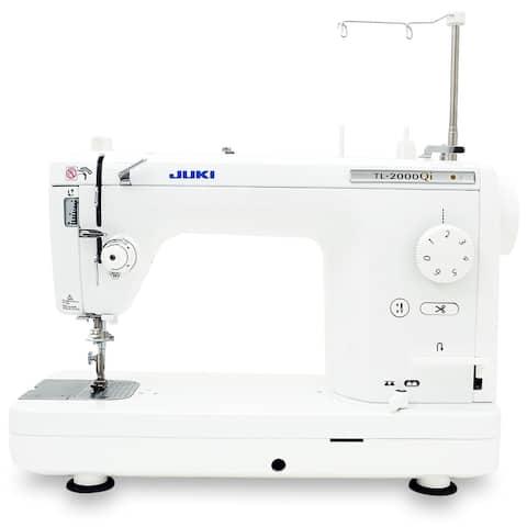 "Juki TL2000QI High Speed Sewing and Quilting Machine - 14""x18""x9"""