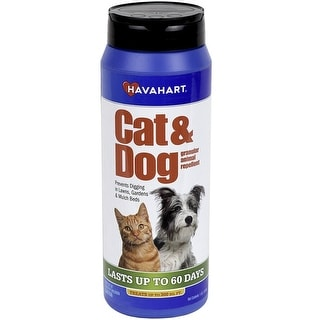 Havahart CD1LB Cat & Dog Granular Animal Repellent, 1 Lbs