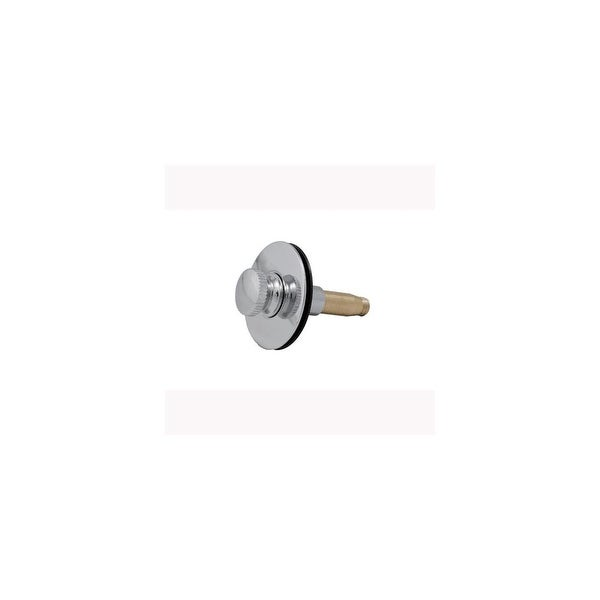 ProFlo PFWO903 Waste and Overflow Push / Pull Stopper Only - CHROME - N/A