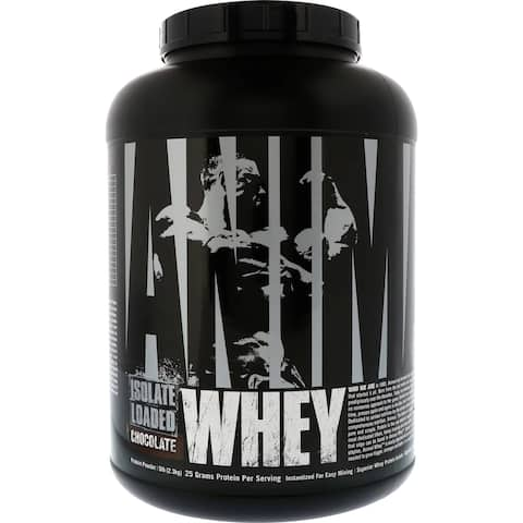 Universal Nutrition Animal Whey - 68 Servings - Chocolate - 68 Servings
