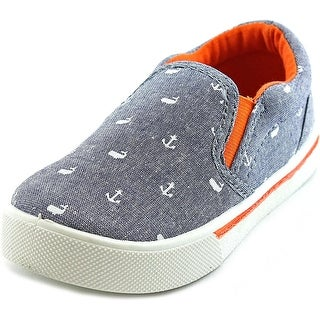 Carter's Damon3 Round Toe Canvas Sneakers