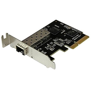 Startech.Com Pci Express 10 Gigabit Ethernet Fiber Network Card With Fiber Ethernet Adapter(Pex10000sfp)