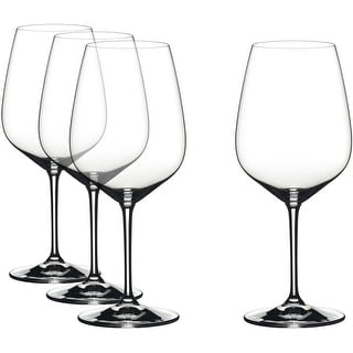 Link to Riedel Extreme Cabernet Glasses Value Gift Pack (Buy 3 Get 4) Similar Items in Glasses & Barware