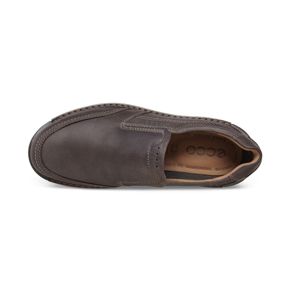 Fusion II Tie Slip-On Shoes (Coffee