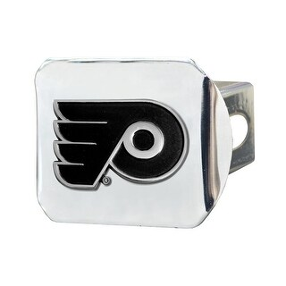 "NHL - Philadelphia Flyers Hitch Cover - 3.4"" x 4"""