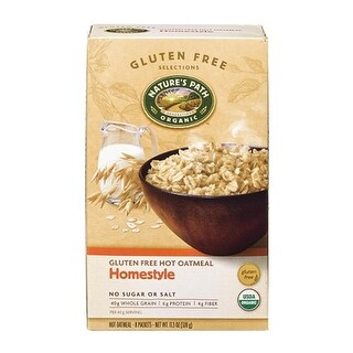 Nature's Path - Gluten Free Homestyle Oatmeal ( 6 - 11.3 oz boxes)