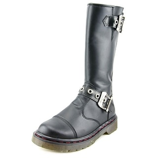 Demonia Disorder-304 Synthetic Motorcycle Boot