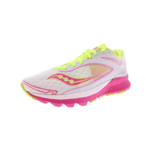 Saucony Womens Kinvara 7 Running Shoes Mesh Lightweight