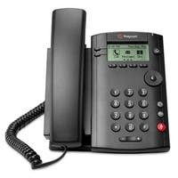 Polycom 2200-40250-025 1-line Desktop Phone PoE