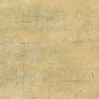 "Brewster WD3070-SAM  8""x 10"" Sample of WD3070 - Gold Faux Plaster"