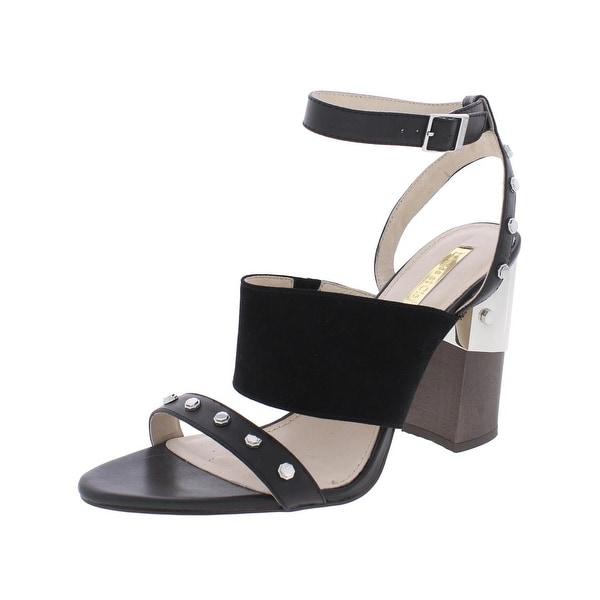 Louise Et Cie Womens Kellyn Heels Embellished