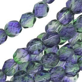 Czech Fire Polished Glass Beads 6mm Round Two Tone Blueberry/Green Tea (25)|https://ak1.ostkcdn.com/images/products/is/images/direct/dd98622d9755081089dea9bff014423b5220121f/Czech-Fire-Polished-Glass-Beads-6mm-Round-Two-Tone-Blueberry-Green-Tea-%2825%29.jpg?impolicy=medium