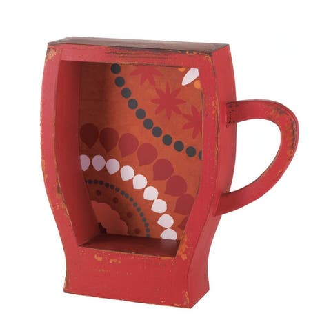 Coffee Cup Shelf