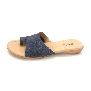 VANELi Womens tallis Open Toe Casual Slide Sandals