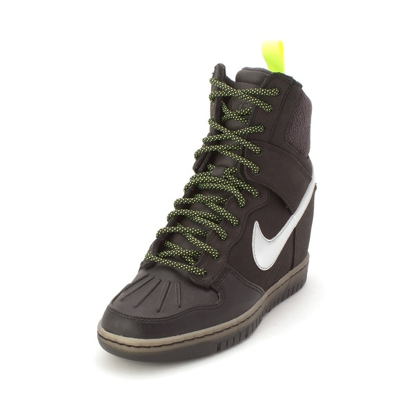 2072d89206e4db Nike Womens Dunk Sky Hi Snkrbt 2.0 Hight Top Lace Up Walking Shoes - 7
