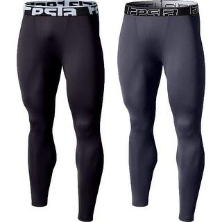 Tesla YUP21 Thermal Winter Gear Baselayer Compression Pants