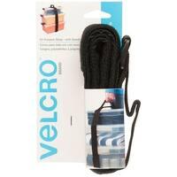 "Velcro 90482 Universal Strap With Handle, 2"" X 6', Black"