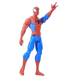 Marvel Titan Hero Series Spider-Man Figure