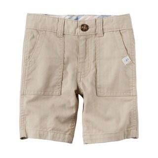 Carter's Baby Boys' Herringbone Shorts, 3 Months