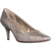Bandolino Inspire Pointed Toe Pumps, Gold - 10 us