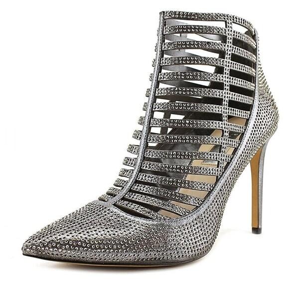 INC International Concepts Womens Kacela2 Pointed Toe Ankle Fashion Boots