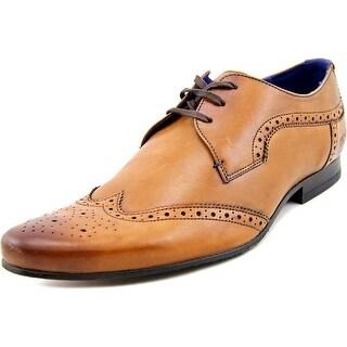 Ted Baker Hann Men Cap Toe Leather Oxford